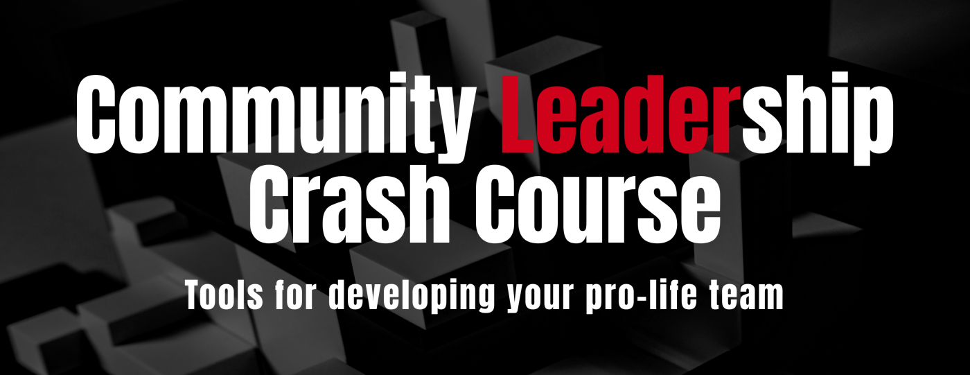 Calgary Community Leadership Crash Course