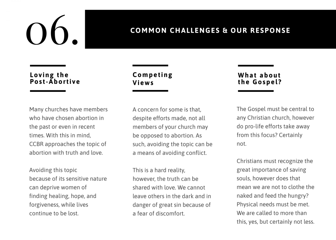 Common Challenges & Our Response