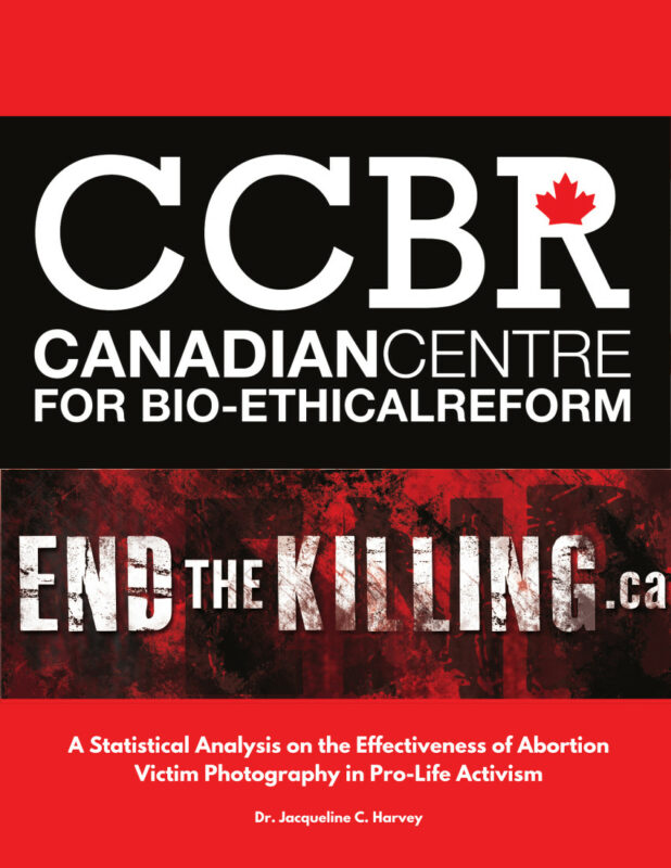 A Statistical Analysis of the Effectiveness of Abortion Victim Photography in Pro-Life Activism